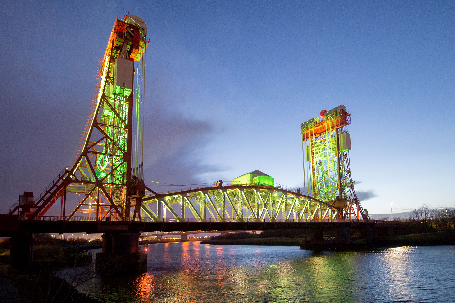 Schréder provides energy-efficient lighting upgrade to enhance this iconic landmark