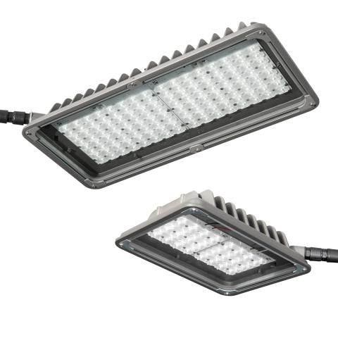 TAG takes advantage of the latest innovations to offer a compact, lightweight, easy-to-install, versatile and efficient tunnel lighting solution.