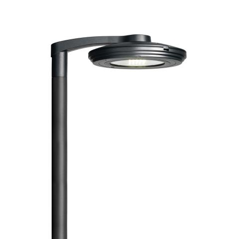 The SOFIA bracket offers a modern and elegant design to combine with the FLEXIA range of luminaires.