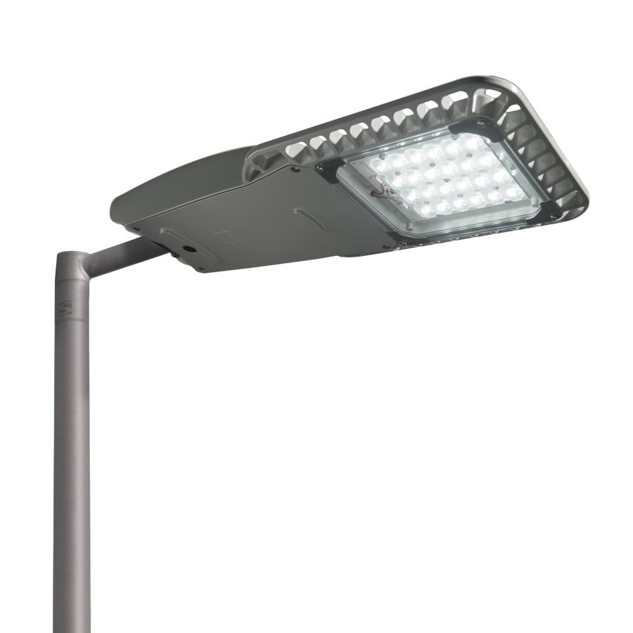 Available in 6 sizes, the Voltana range can meet all your road and urban lighting needs with the lowest investment.